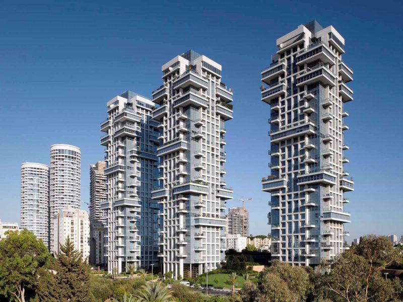מגדלי מגורים בתל אביב - העסקה המשתלמת מכל