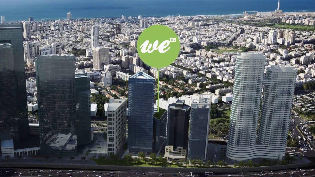 פנטסטי תל אביב - יפו, WE-TLV, דרך מנחם בגין 150 - הומלנד - תיווך דירות יוקרה II-25